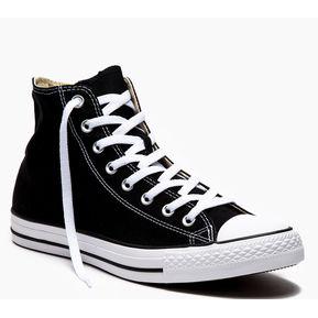 zapatillas converse mujer negras plataforma