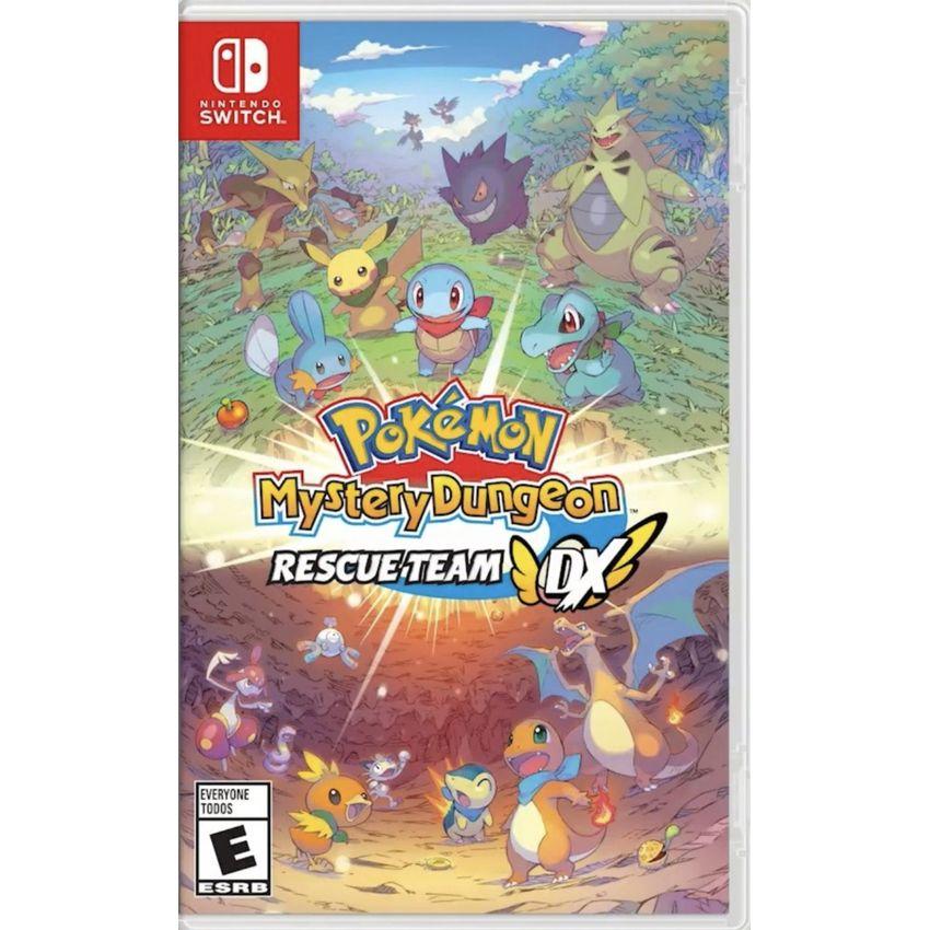 Pokémon Mystery Dungeon Rescue Team DX NSW