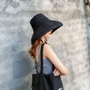 9d57b042ce01b Sombrero De Sol Para Mujer Verano Pescador Sombrero Y Gorra Para El Sol