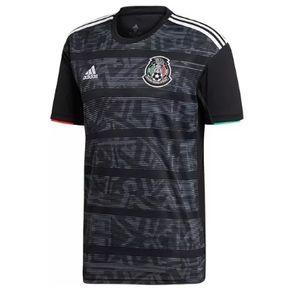 ffc8d54411a Jersey Adidas De La Seleccion De Mexico Negro 2019