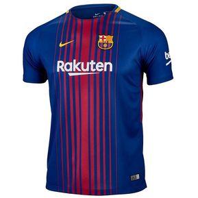 size 40 16bbf df652 Camiseta Nike FC Barcelona Stadium-Azul