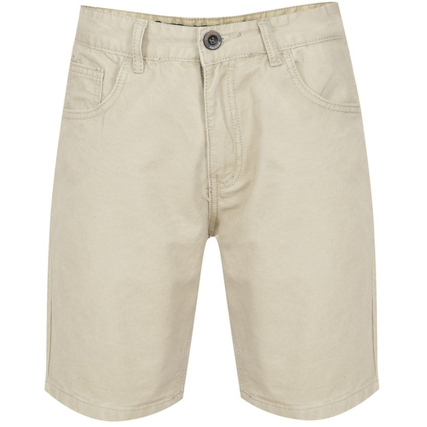SHORT HOMBRE HIKING WOOD DX KHAKI Discovery Adventures