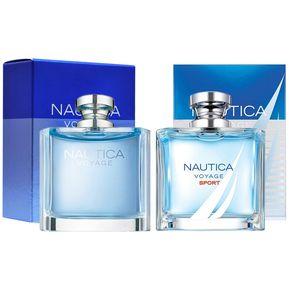 03ad2cdf90 Paquete 2x1 De Náutica Voyage 100 Ml Y Náutica Voyage Sport 100 Ml - Hombre