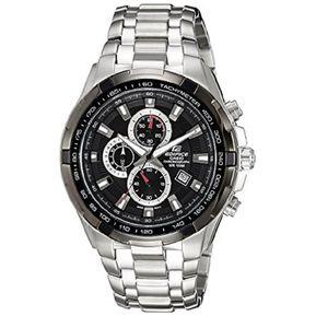 d234ac5860ff Reloj Casio Edifice EF-539D-1A Cronografo Plateado Para Hombre