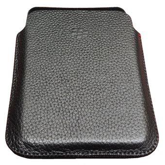 0353e8d58d7 Agotado Blackberry - Funda Original de Cuero para Passport Q30 - Negro