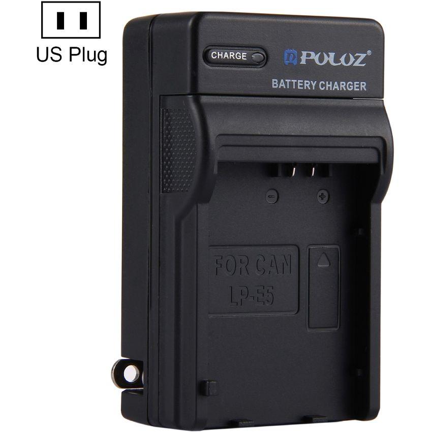 Cargador mesa-cargador para Canon lp-e5//Canon EOS 450d 500d 1000d