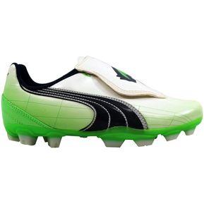 80ae029ac1b90 Zapatos de mujer Puma V4 11 FG 102356 01 Gris