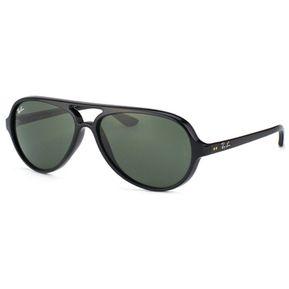 Anteojos Ray-Ban Cats Negro Verde - RB4125 601 e4eb1e30ed