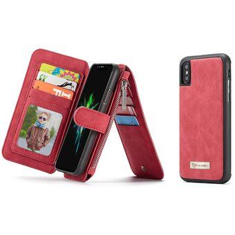carcasa absorcion magnetica iphone x