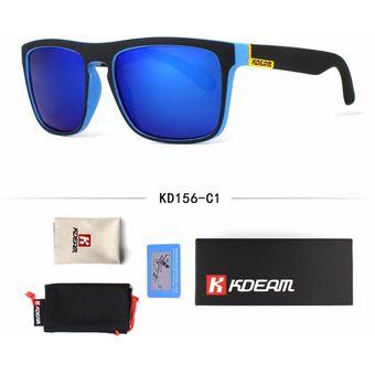 9270c6eb81 Gafas De Sol Para Hombre Al Aire Libre Gafas De Sol Classic Design Blue
