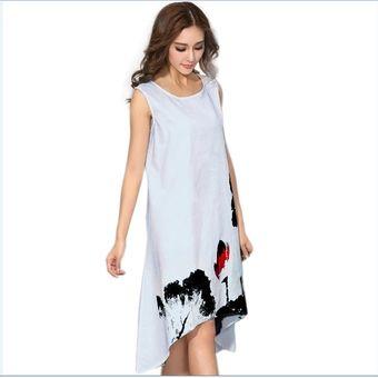 Vestido blanco largo elegante mexico