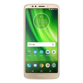 e846b50b725 Celular Motorola Moto G6 Play 32 GB - Dorado