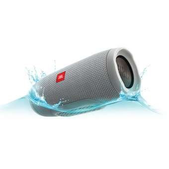 Parlante JBL Charge 3 GRAY Bluetooth Waterproof
