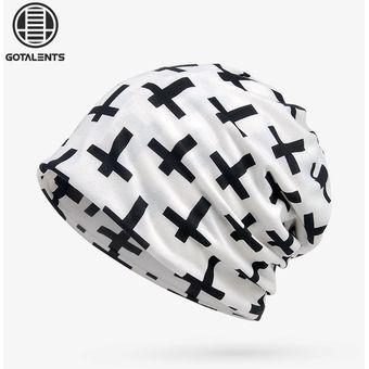Compra Sombreros Para Unisex- SeccióN Delgada Babero Babero-Blanco ... 9459ac5f65c