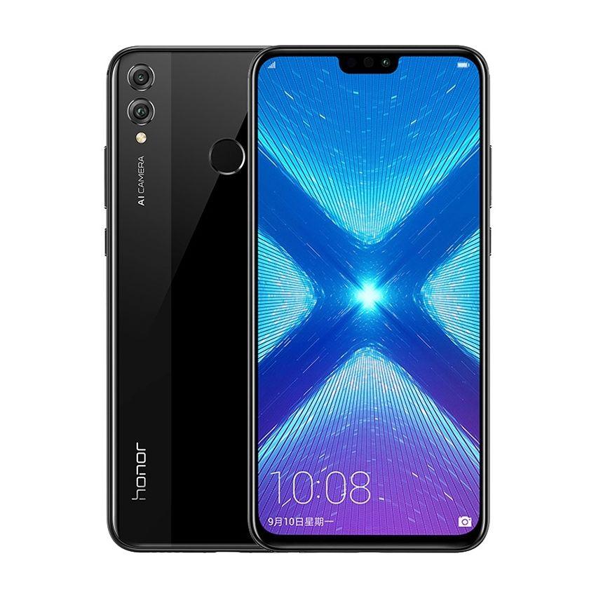 Smartphone Huawei Honor 8X 4+64GB Dual Sim Negro