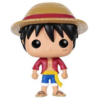 Luffy Sombrero De Paja One Piece Funko Pop Anime One Piece Monkey Envio  Gratis INCLUYE BOLSA 4d935a43041