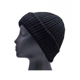 eca7eeb598e2 Gorro Para invierno Frio Unisex - Negro