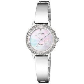 40844c3536e52 Reloj Citizen EJ6130-51D Para Dama - Plateado