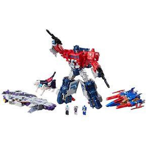 Transformers Siege on Cybertron Titans Returns Hasbro 5 Figuras C1864 c983ccccbf28