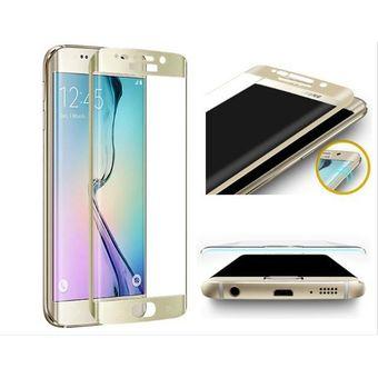 34712dafe15 Casestar - Protector De Vidrio Templado (curvo) Para Samsung Galaxy S6 Edge  Plus -