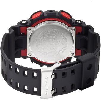 570e421a694a Compra Reloj Casio G-Shock GA-100-1A4-Negro con Rojo online