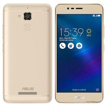 "Celular Asus Zenfone 3 Max Quad Core - Ram 2gb - Alm. 16 Gb - Android 6.0 - Pantalla 5.2""  - LTE - Dorado"