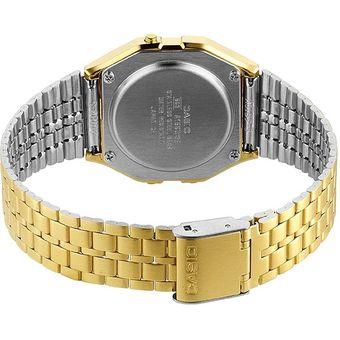 487216e2574d Compra Reloj Casio Retro A-168WG-9 para Dama-Dorado online