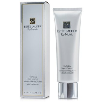 Estee Lauder - Re-Nutriv Hydrating Foam -125ml/4.2oz Gentlemens Tonic - Advanced Derma-Care Hydro Fresh Cream Cleanser -100ml/3.4oz