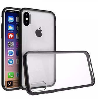 carcasa transparente iphone x