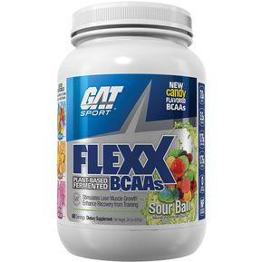 Aminoacidos Bcaa En Polvo Gat Flexx 60 Servicios Fermentados ab037a3082b