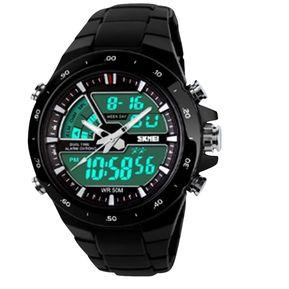 a475b0db2649 Reloj Del Deporte SKMEI 1016 Hombre Al Aire Libre Impermeable Multifunción  Electrónica Digital De La Luz