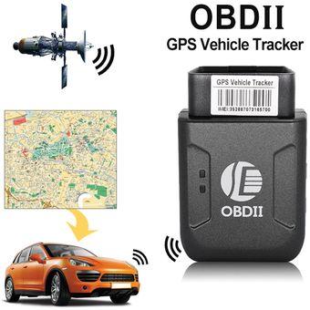Sistema de seguimiento de auto Mini Tracker-Negro