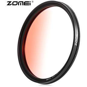 fa76c990e76 Zomei GC - SLIM Professional Filtro de color de (Rojo)