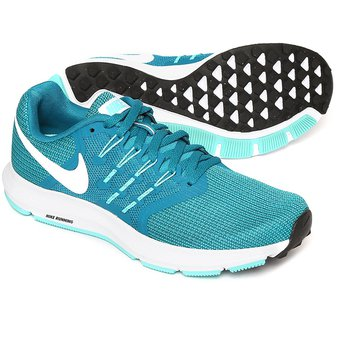 61cee6c6a7f Compra Tenis Deportivos Mujer Nike Run Swift-Azul online