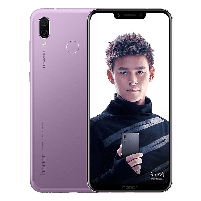 Smartphone Huawei Honor Play (4+64GB) – Púrpura