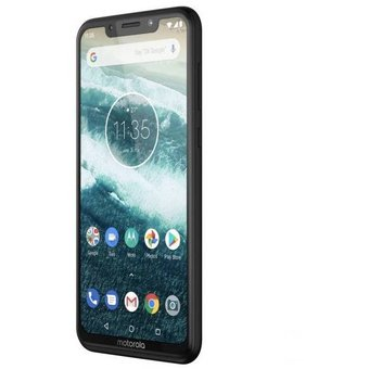 cef3773044b Compra Celular Motorola One Negro Android One 4GB RAM 64GB online ...