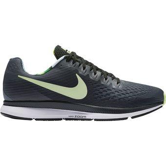 193d1f2a196 Compra Tenis Running Hombre Nike Air Zoom Pegaus 34 Solst-Gris ...