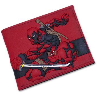 7b9d90d95 Compra Billetera Deadpool Marvel Cómics Goma Siliconada online ...