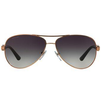 bee62a6142 Compra Gafas De Sol Bvlgari BV6080B3768G59 Mujer Oro Rosa online ...