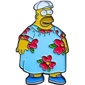 Pin Homero Muumuu The Simpson