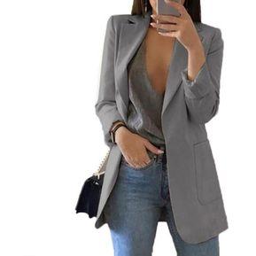 Blazers Para Mujer En Varios Colores Siempre A La Moda