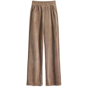 Nuevos Pantalones Anchos De Pana Para Mujer Linio Peru Ge582fa0aimerlpe