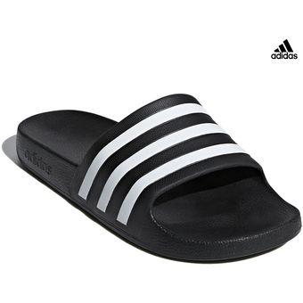 Compra Sandalia Adidas Adilette Aqua Unisex - Negro online  29fbc1b002fdd