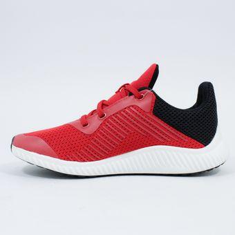 35e278b6b349b Compra Tenis Adidas Para Niño Adidas By2700 Fortarun K - Rojo online ...