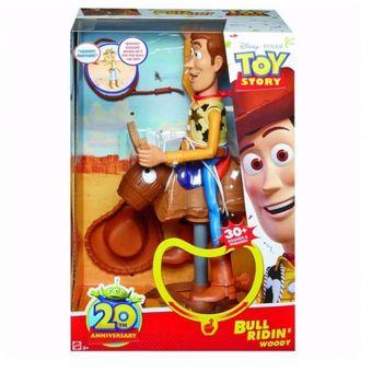 eed7ff5fc05b4 Compra Toy Story Woody Vaquero De Rodeo 30cm Mattel online