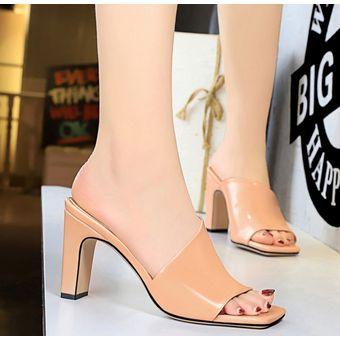 Compra Rosado Mujer Sandalias De Lc1jtkf3 Genérico Online Tacon Zapatos 9IE2DH