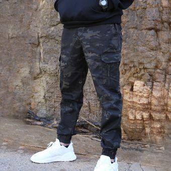 Marca Thoshine Pantalones De Carga Al Aire Libre Para Hombres Pantalones Jogger Camuflaje Transpirable Impermeable Multi Bolsillos Ejercito Militar Pantalones Tacticos Cui Night Camouflage Linio Peru Ge582sp0oc1ajlpe