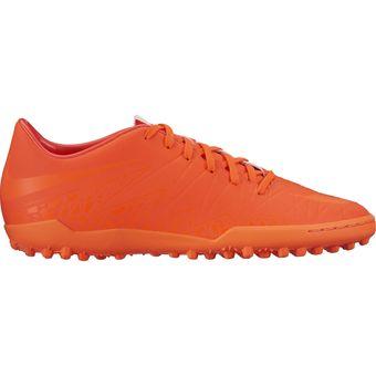 online store 6fc79 aeedf ... sale agotado zapatos fútbol hombre nike hypervenom phelon ii tf naranja  3e03e 5898d