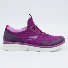 8e1bfce8 Tenis Para Mujer Skechers Synergy 2.0 12386RAS-Morado