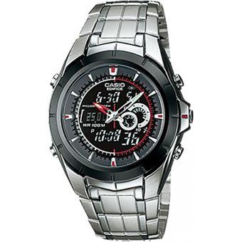 4096e3ecf742 Compra Reloj Casio Edifice EFA 119 Acero Inoxidable Termometro ...